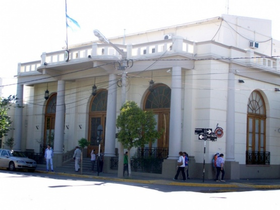 Municipio de Trelew.
