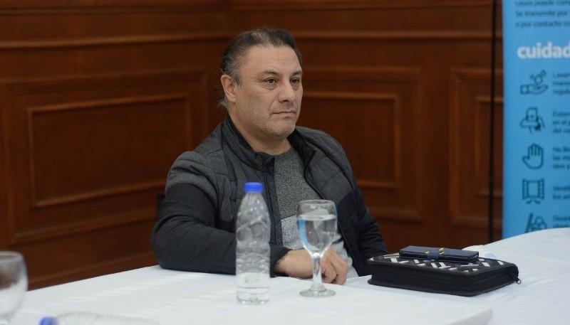 Teodoro Camino encabezó las reuniones con los sectores