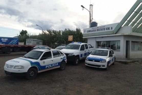 Comisaría Distrito km 8.