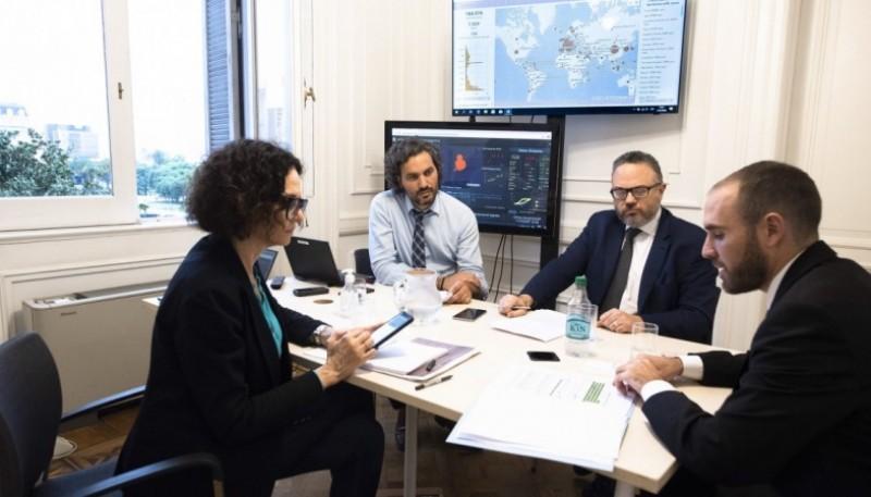 El Gobierno se reúne para definir la flexibilización de la cuarentena