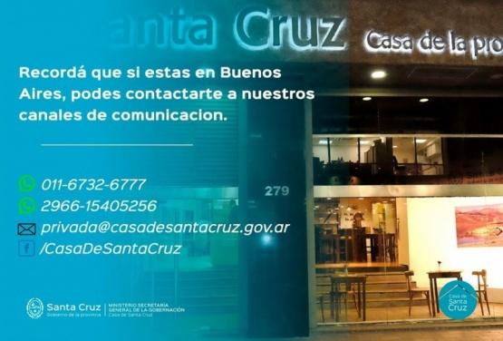 Casa Santa Cruz.