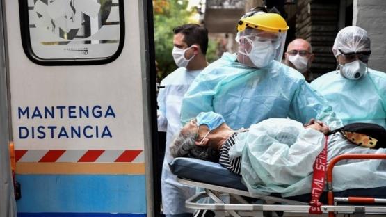 Un muerto y 7 infectados en un geriátrico