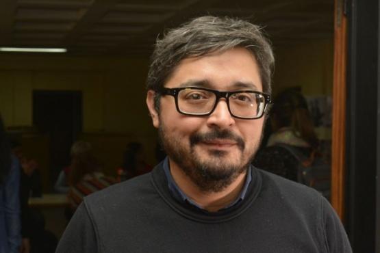 El secretario de Estado de Cultura de la provincia, Oscar Canto