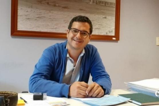 Pascual Casal, secretario municipal de Gobierno.