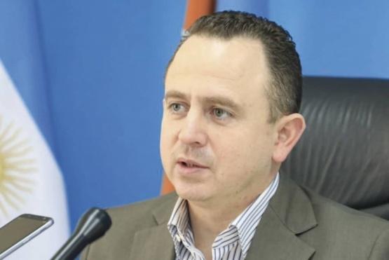Gastón Díaz, secretario de Gobierno de la Municipalidad.