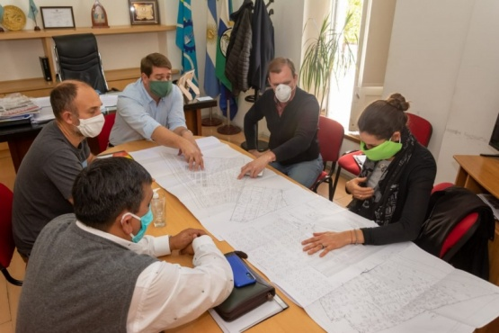 Municipio terminará mesura de terrenos del ex predio del IAC