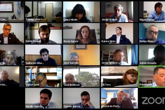 """Los proyectos a comisión fueron la """"vedette"""" de la primera sesión 2.0"""