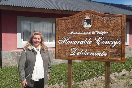 Ethel Torres sugiere al Concejo Deliberante implementar una mesa de entrada virtual