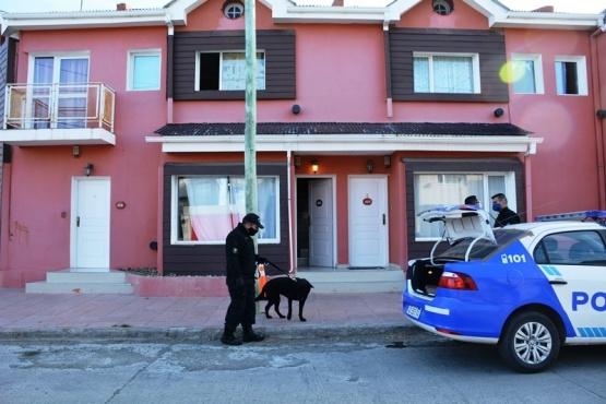 Vivienda donde ingresaron a robar los policías. (Foto: C.R.)