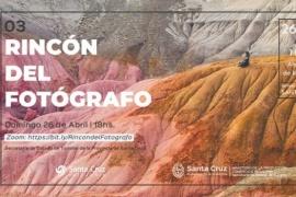 Se realiza el Rincón Del Fotógrafo en Río Gallegos
