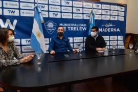 """El Municipio realizó balance del programa """"Lazos Educativos Trelew"""""""