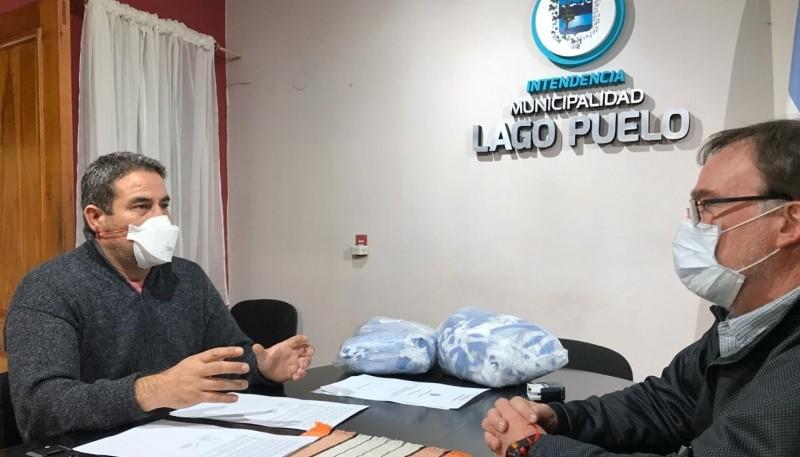 Provincia y municipio firmaron convenio para la apertura de oficina de Defensa del Consumidor