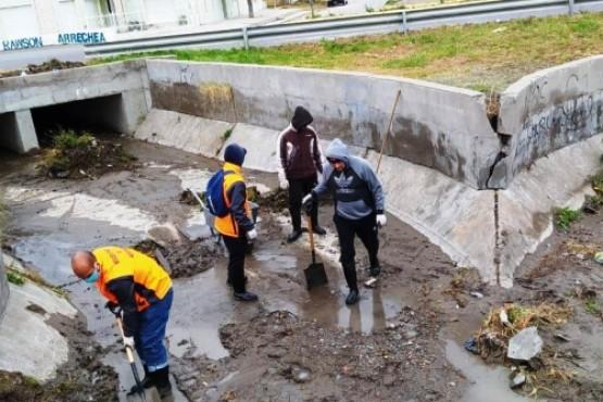 Municipio trabaja en materia de prevención ante el pronóstico de lluvia