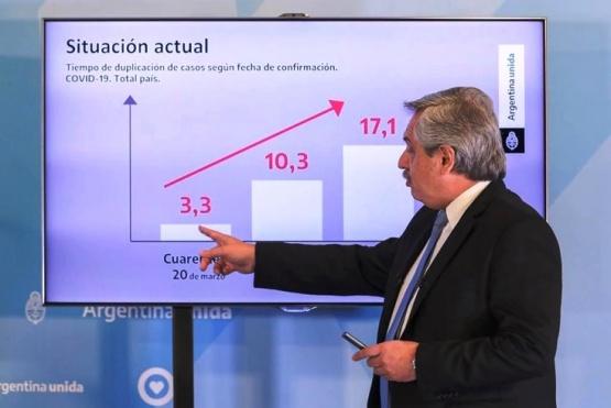 Alberto Fernández permitió que cada Gobernador decida si adhiere o no a las salidas de esparcimiento.