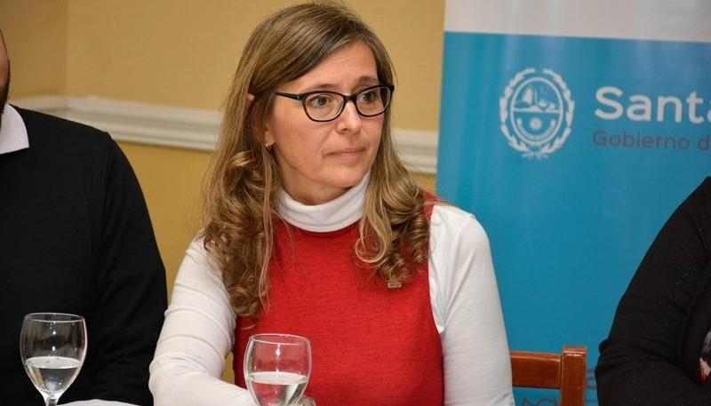 Valeria Pelliza, secretaria de Estado de Turismo. (Archivo)