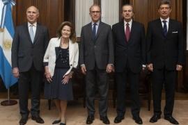 La Corte Suprema extendió la feria judicial hasta el 10 de mayo