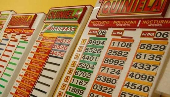 Lotería de Chubut. (Imagen ilustrativa)