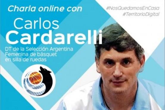 Ministerio de Desarrollo brindará una charla sobre deportes a través de su instagram