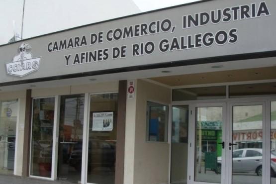 Cámara de Comercio de Río Gallegos.