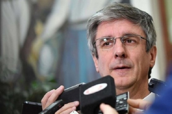 El intendente de Esquel, Sergio Ongarato