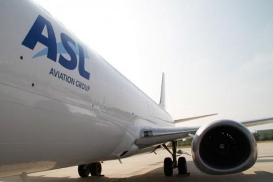 El vuelo de la compañía ASL aterrizará mañana.