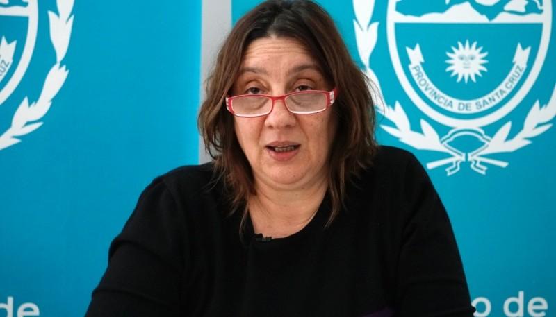 Subsecretaría de Coordinación de Hospitales, Dra. Laura Beveraggi .