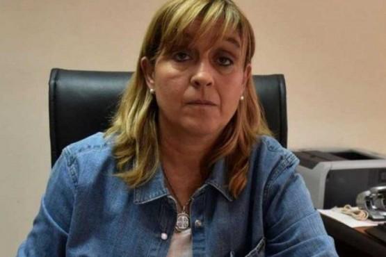 La Dra. Marta Yáñez, a cargo del Juzgado Federal de Caleta Olivia.