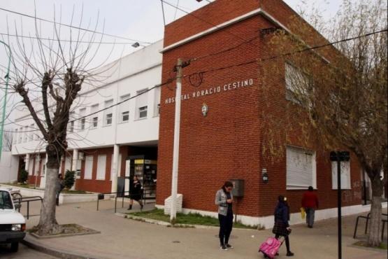 Hospital Cestino de la localidad de Ensenada