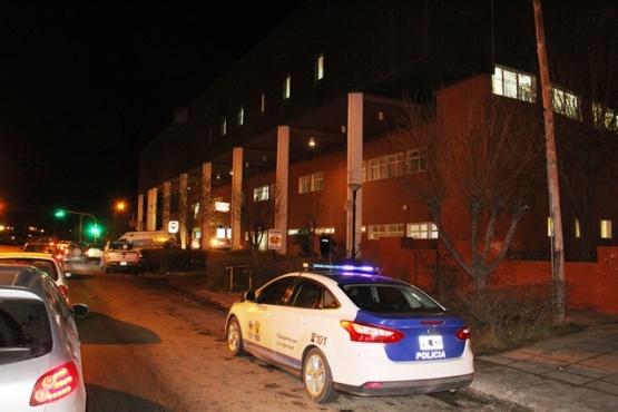 Los policías fueron informados del hecho por el personal del nosocomio. (Foto: C.G.)
