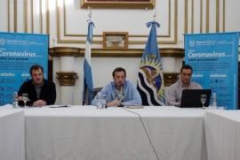 Perincioli informó a diputados sobre el Proyecto de endeudamiento