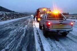 Preparan el Operativo Invernal para las rutas de la Patagonia