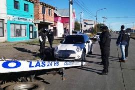 A una mujer le secuestraron dos autos por no respetar el aislamiento