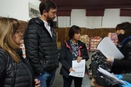 El Ministerio de Desarrollo Social continúa con los refuerzos alimenticios