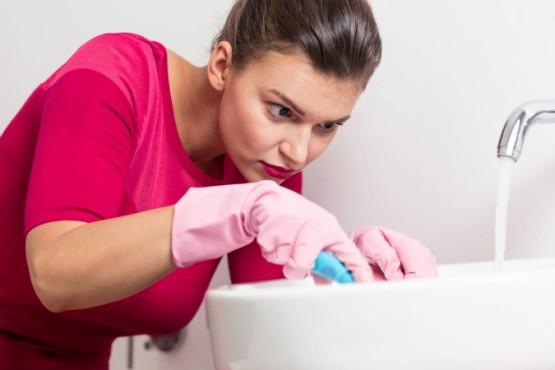 El uso excesivo de productos de limpieza causa intoxicaciones