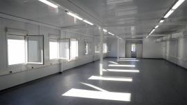 Finalizó la obra de 12 nuevos hospitales modulares