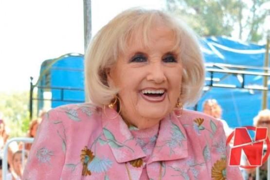 Falleció Goldie la hermana gemela de Mirtha Legrand