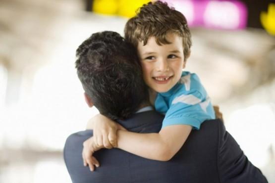 Los hijos de padres separados fueron autorizados a cambiar de casa una vez por semana