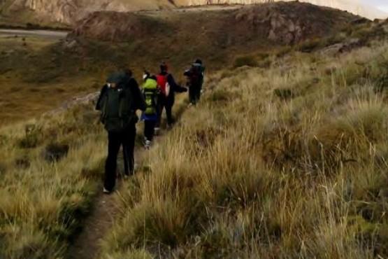 Nueve personas intentaron acampar al Parque Nacional