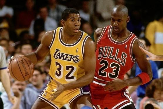 NBA, HIV y negocios: Magic Johnson tendrá su serie