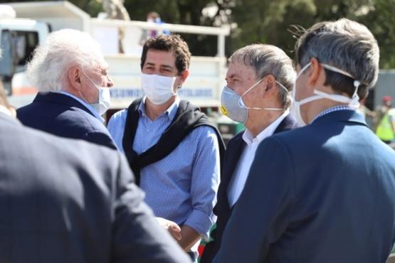 Nación entregó 26.000 tests de diagnóstico contra el COVID-19 y 275 respiradores