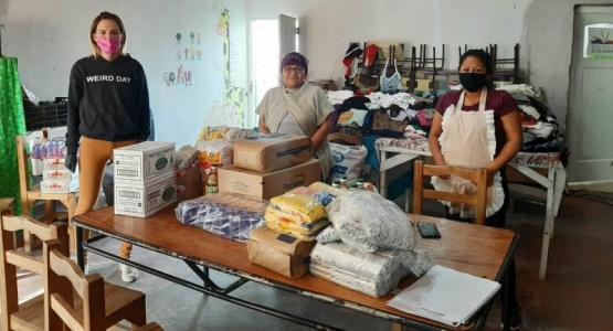 Coordinan trabajos de acción social con municipios
