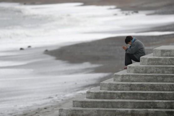 Alerta por un posible tsunami con olas de hasta 30 metros