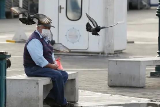 Record de contagios en Chile.