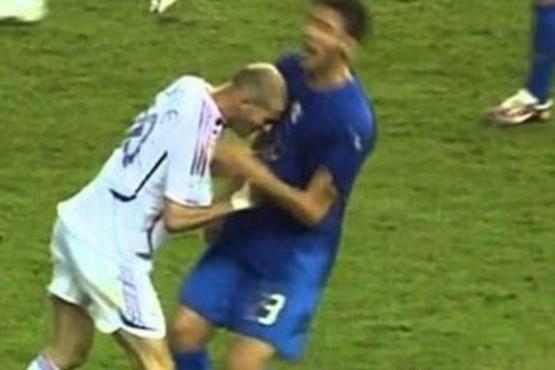 Materazzi contó que le dijo a Zidane antes del cabezazo