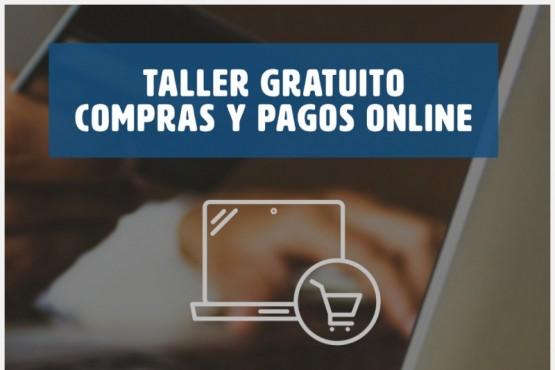 """El 6 de mayo comienza el """"Taller gratuito de compras y pagos online"""""""