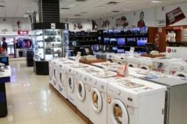 Las ventas minoristas cayeron 57,6% en abril