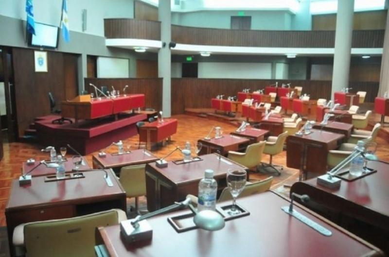 La Legislatura de Chubut no sesionara próximo miércoles 8