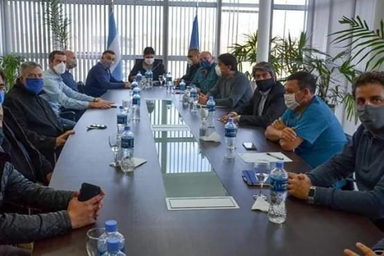El Ministerio de Salud firmó acuerdo para el acceso a los yacimientos