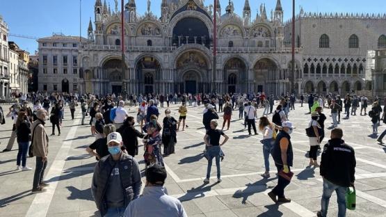 Italia empezó hoy el alivio de la cuarentena
