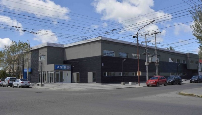 La sede central de ASIP.
